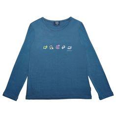 Gir's Terrain Icons Long Sleeve T-Shirt