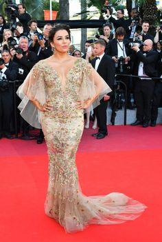 Eva Longoria au Festival de Cannes 2017