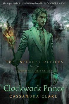 Clockwork Prince (TID #2), Cassandra Clare