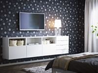 Love this bedroom idea.