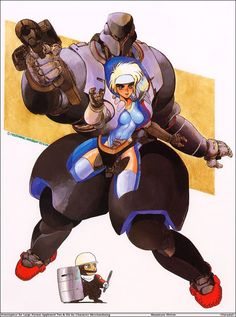Masamune Shirow Art 17.jpg: