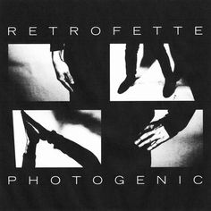 Photogenic - song by Retrofette   Spotify Music Album Covers, Good Music, Songs, Movie Posters, Movies, Films, Film Poster, Cinema, Movie