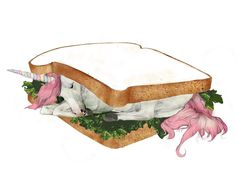 Kathryn Macnaughton, Unicorn Sandwich