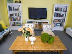 Country Living-rooms from Emily Henderson on HGTV