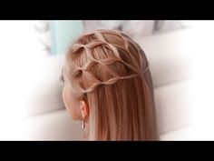 Hair net tutorial: cute Halloween hairstyle for a princess/elf/fairy/goddess/angel - YouTube