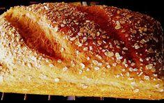 Mi Receta: Pan en Molde de Afrecho y Avena