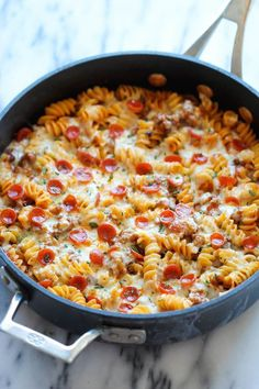 one_pizza | 12 One-Pot Pasta Dishes to Save Weeknight Dinners