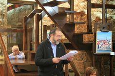 Poesia na Galeria 3: Sessão de POESIA NA GALERIA 12 de Abril