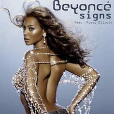 Just Cd Cover: Beyoncé: SIGNS feat. Missy Elliott (MBM single cover) from her…