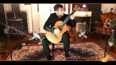 ALMA PROJECT - Guitar Solo DC - El ultimo tremolo