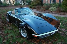 1970 Chevrolet Corvette Convertible
