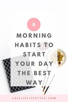 Learn about 8 morning habits to start your day the best way. These morning habits are for those of you who want to be successful people. Develop these morning habits to change your life. Avoid all toxic and bad morning habits and start doing these every morning to ensure a good day ahead. Bad Morning, Funny Tips, Morning Habits, Brain Dump, Productive Day, Planning Your Day, Good Habits, How To Wake Up Early, Successful People