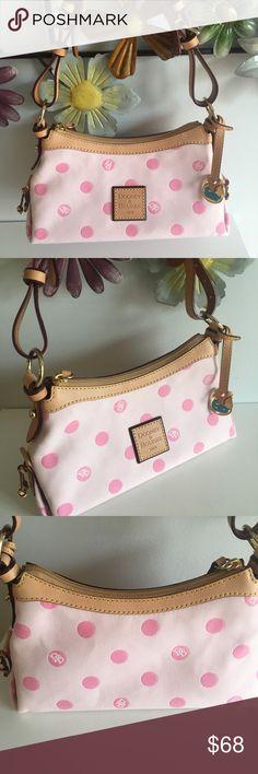 Dooney and Bourke PINK Shoulder Bag Purse NEW Dooney and Bourke PINK Shoulder Bag Purse NEW Dooney & Bourke Bags Shoulder Bags