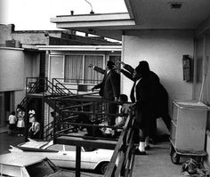 Dr. Martin Luther King Jr's assassination, Memphis, TN