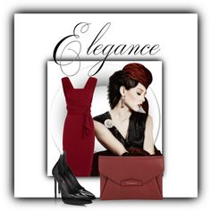 """""""Elegance!"""" by renesthilaire on Polyvore"""