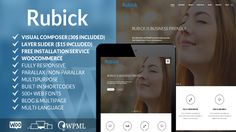 http://www.zced.com/premium-themes/photo-gallery-premium-themes/rubick-pre-theme/ Theme Description:Rubick Pre Theme  Rubick clean , creative and powerful multipurpose wordpress theme with incredibly flexibility with lots of options and variation. Built on the Advanced Bootstrap 3 framework with HTML5 / CSS3. Its responsive too –