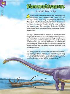 Buku Pintar Ensiklopedia Dinosaurus dan Binatang Purba Katabaca.com Malay Language, Jurassic World, Maleficent, Dinosaurs, Studying, Bedtime, Knowledge, Science, Horses