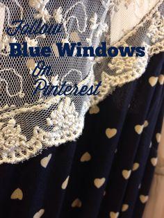 Follow Blue Windows on Pinterest!