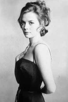 Natalie Wood, was the only star I actually cried over when she died... her daughter Natasha looks like this, not often, but this pic yes,,