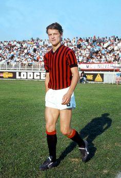 Fabio Capello, in questa foto giocatore del Milan.