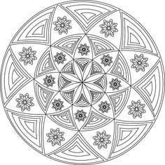 """Slice of Life"" - a free printable mandala coloring page for you to color and share. :) https://mondaymandala.com/m/slice-of-life?utm_campaign=sendible-all&utm_medium=social&utm_source=sendible&utm_content=slice-of-life#utm_sguid=173370,71b3d997-8308-d3b5-f56e-83f124ed1f7f"