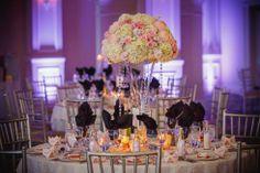 centerpiece David Butler of Butler Photography       Wedding in CT  http://www.paisleyeventsct.com/       203-300-9809