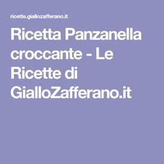 Ricetta Panzanella croccante - Le Ricette di GialloZafferano.it