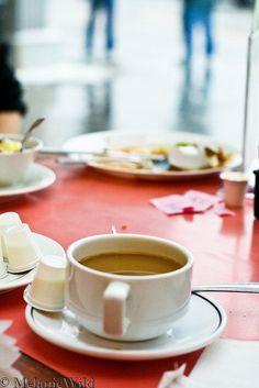 Coffee in coffee shops