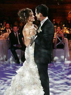 Seancat wedding dress