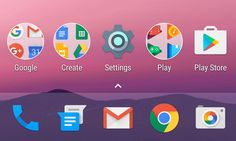 """Android Police: This is Google's new """"Nexus Launcher"""" that may debut on the 2016 Nexus phones http://ift.tt/2apPMIJ"""