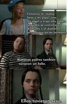 My favorite line from the Addams Family movies lol! Movie Quotes, Funny Quotes, Funny Memes, Hilarious, Jokes, Smileys, Addams Family Values, The Addams Family, The Rocky Horror Picture Show