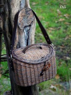Плетение из газет от ольги рыжковой в контакте