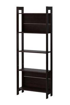 How to create privacy in a dorm room...9. Super-Slim Bookcase