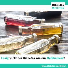 Essig wirkt bei Diabetes wie ein Medikament! Die gesunde Essenz wirkt appetitzügelnd, blutzuckersenkend, cholesterinsenkend und stoffwechselanregend! Diabetes Mellitus, Natural Antibiotics, Blood Sugar, Reduce Cholesterol, Hypertension Blood Pressure, Urinary Tract Infection, Fungal Infection