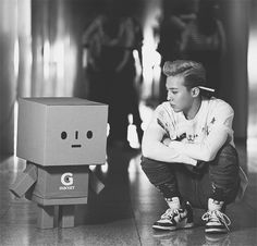 GD! Oh love you.... you are so cute <3