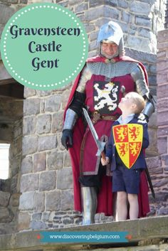 Gravensteen Castle in the centre of Gent is an excellent and interesting place to take the children  https://discoveringbelgium.com/2016/11/03/gravensteen-castle-gent/