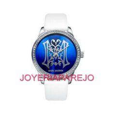 Reloj Mark Maddox Mujer MC0011-30 Circonitas azul y blanco