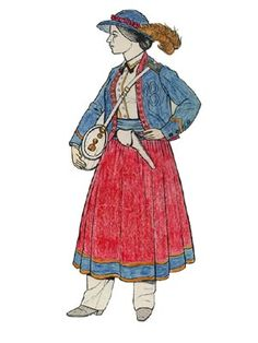 vivandiere civil war   Civil War Ladies Special Occassion Patterns