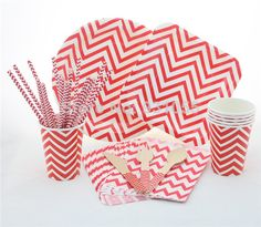 Party Supply Blue Polka Dot Paper Straw Paper Plate Paper Cup Bag, Christmas Party Decoration FREE SHIPPING $105.00