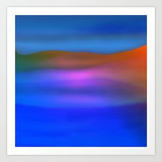 Dreamscape Art Print by Grandmachismo - $12.48