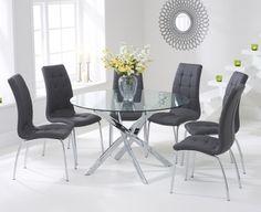 12 best mark harris daytona images round glass dining room rh pinterest com