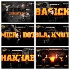"Ficka on Instagram: ""BASICK ♥♥ Team VERBALJINT & @sanethebigboy #sane #verbaljint #basick #microdot #blacknut #hanhae #fighting #showmethemoney4"""