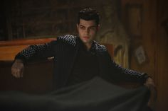 "Episode 8 ""Bad Blood"": David Castro as Raphael Santiago"