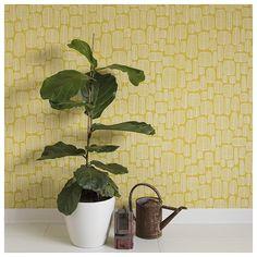 Papier peint - MissPrint - Little Trees - Sherbet