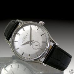 New ANGULAR MOMENTUM Tage Olsen Silver Dial 7019 Watch Limited Edition FREE SHIP