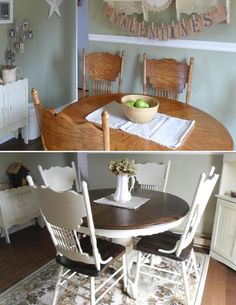 Dining Room Set make Over