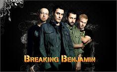 Caffè Letterari: Tour europeo dei Breaking Benjamin: 7 giugno live ...