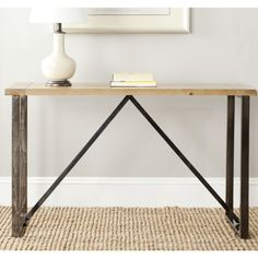 Safavieh Chase Console Table.
