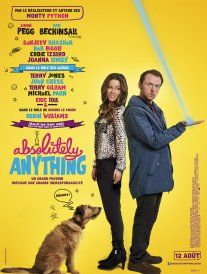 """""""Absolutely Anything"""", de Terry Jones"""