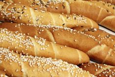 Czech Recipes, Ethnic Recipes, Pasta Cake, Bread Recipes, Cooking Recipes, Good Food, Yummy Food, Fresh Bread, Bread Rolls